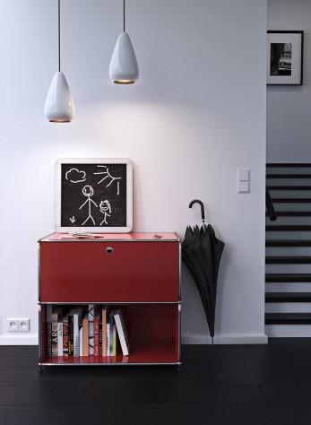 Interior Design Flur Kommode-fokuspunkt-Werbefotograf-3DVisualisierungen-Rendering-Berlin-Tempelhof
