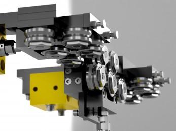 Drahtrichtmaschiene 3D Visualisierung-fokuspunkt-Werbefotograf-3DVisualisierungen-Rendering-Berlin-Tempelhof