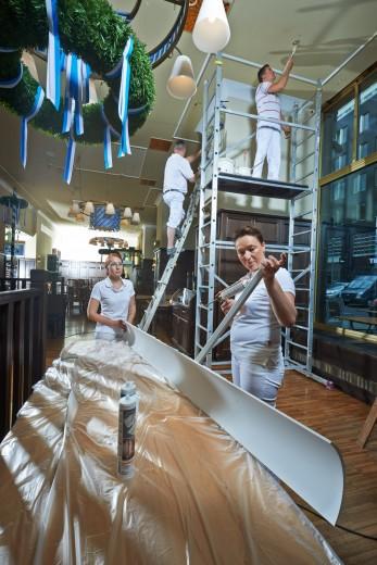Wandprofile NMC Profile im Restaurant Maximilians-fokuspunkt-3DVisualisierungen-Werbefotografie-Werbefotograf-Fotograf-Berlin-Tempelhof