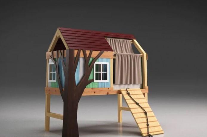 Kinderbett Animation 3d Animation -fokuspunkt-Werbefotograf-3DVisualisierungen-Rendering-Berlin-Tempelhof