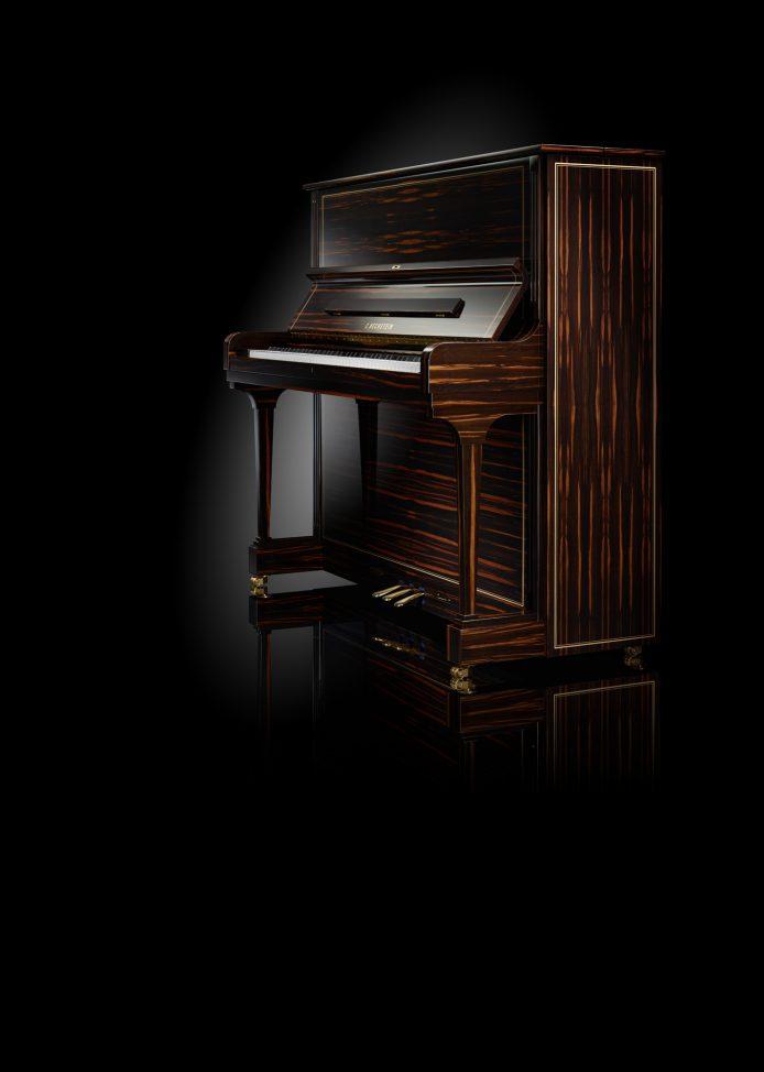 Klavier, Produktfoto Berlin, Bechstein, Makasar Holz, Stylish, Studio